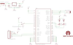 Bluetooth Audio Link Schematic